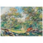 Wentworth-801104 Puzzle en Bois - Pierre Auguste Renoir - Pierre Auguste Renoir