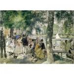 Wentworth-821205 Puzzle en Bois - Renoir - Bain dans la Seine