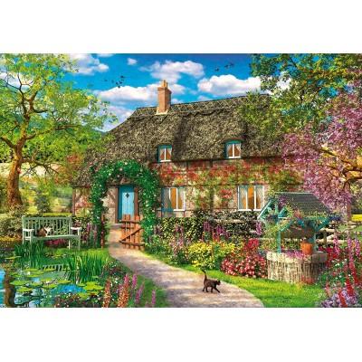 Wentworth-831502 Puzzle en Bois - Dominic Davison - The Old Cottage