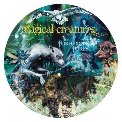 Winning-Moves-02473 Harry Potter (TM) - Magical Creatures