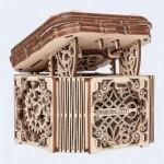 Wooden-City-WR315 Puzzle 3D en Bois - Mystery Box