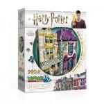 Wrebbit-3D-0510 Puzzle 3D - Harry Potter - Madame Guipure et Glaces Florian Fortarôme