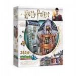 Wrebbit-3D-0511 Puzzle 3D - Harry Potter - Weasleys' Wizard Wheezes & Daily Prophet