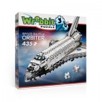 Wrebbit-3D-1008 Puzzle 3D - Orbiter Space Shuttle