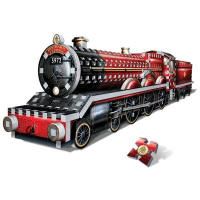 Wrebbit-3D-1009 Puzzle 3D - Harry Potter (TM) : Poudlard Express