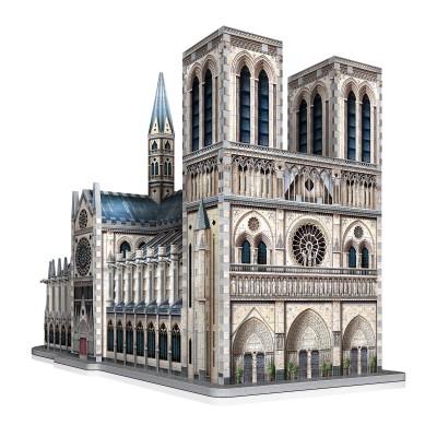 Wrebbit-3D-2020 Puzzle 3D - Notre-Dame de Paris