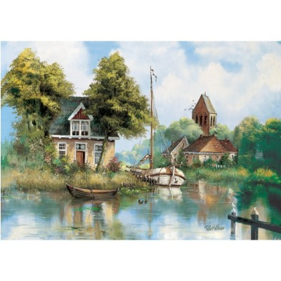 Art-Puzzle-4386 Back Home