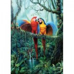 Art-Puzzle-5022 Love in the Forest