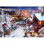 Art-Puzzle-5183 Winter Fun