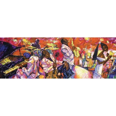 Art-Puzzle-5352 The Colors of Jazz