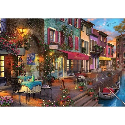Art-Puzzle-5391 The Sweet Life