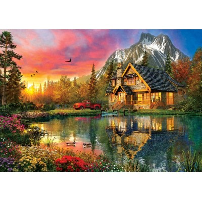 Art-Puzzle-5477 Four Seasons One Moment