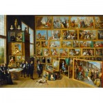 Art-by-Bluebird-60054 David Teniers the Younger - The Art Collection of Archduke Leopold Wilhelm in Brussels, 1652
