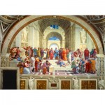 Art-by-Bluebird-Puzzle-60013 Raphael - The School of Athens, 1511