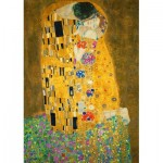 Art-by-Bluebird-Puzzle-60015 Gustave Klimt - The Kiss, 1908