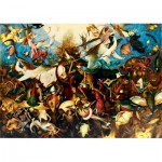 Art-by-Bluebird-Puzzle-60032 Pieter Bruegel the Elder - The Fall of the Rebel Angels, 1562