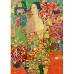 Art-by-Bluebird-Puzzle-60037 Gustave Klimt - The Dancer, 1918