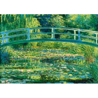 Art-by-Bluebird-Puzzle-60043 Claude Monet - The Water-Lily Pond, 1899