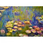Art-by-Bluebird-Puzzle-60044 Claude Monet - Nymphéas