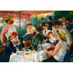 Art-by-Bluebird-Puzzle-60048 Renoir - Luncheon of the Boating Party, 1881