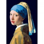 Art-by-Bluebird-Puzzle-60065 Vermeer- Girl with a Pearl Earring, 1665