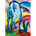Art-by-Bluebird-Puzzle-60069 Franz Marc - Blue Horse I, 1911