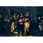 Art-by-Bluebird-Puzzle-60078 Rembrandt - The Night Watch, 1642
