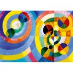 Art-by-Bluebird-Puzzle-60081 Robert Delaunay - Circular Forms, 1930
