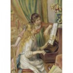 Art-by-Bluebird-Puzzle-60126 Auguste Renoir - Young Girls at the Piano, 1892