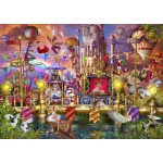 Bluebird-Puzzle-70117 Magic Circus Parade