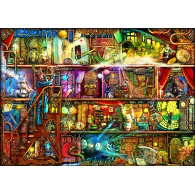 Bluebird-Puzzle-70161 The Fantastic Voyage
