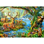Bluebird-Puzzle-70185 Forest Life