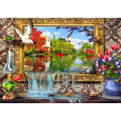 Bluebird-Puzzle-70191 Picture of Life