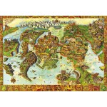 Bluebird-Puzzle-70317-P Atlantis Center of the Ancient World