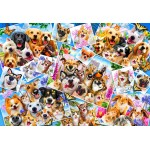 Bluebird-Puzzle-70371 Selfie Pet Collage