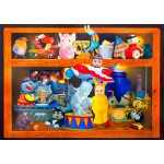 Bluebird-Puzzle-70421 Crowded House