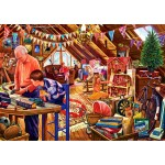 Bluebird-Puzzle-70433 Attic Playtime