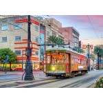 Bluebird-Puzzle-70448 Tramway, New Orleans, USA