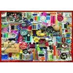 Bluebird-Puzzle-70479 Sewing Kit