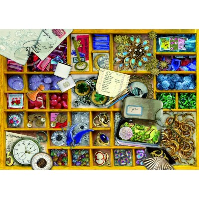 Bluebird-Puzzle-70483 Yellow Collection