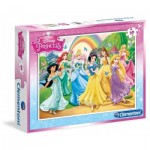 Clementoni-08503 Disney Princess