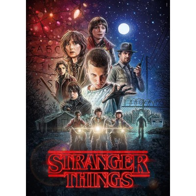 Clementoni-35086 Stranger Things