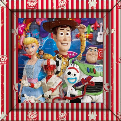 Clementoni-38806 Frame me up - Toy Story 4