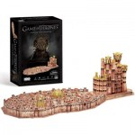 Cubic-Fun-DS0987H Puzzle 3D - Game of Thrones - King's Landing