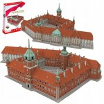 Cubic-Fun-MC268H Puzzle 3D - Palais Royal de Varsovie