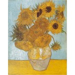 Dtoys-66916 Van Gogh Vincent - Les Tournesols