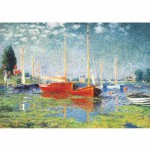 DToys-69665 Monet Claude - Argenteuil