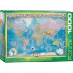 Eurographics-6000-0557 Map of the World