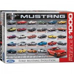 Eurographics-6000-0684 Ford Mustang Evolution