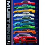 Eurographics-6000-0699 Ford Mustang 50th Anniversary